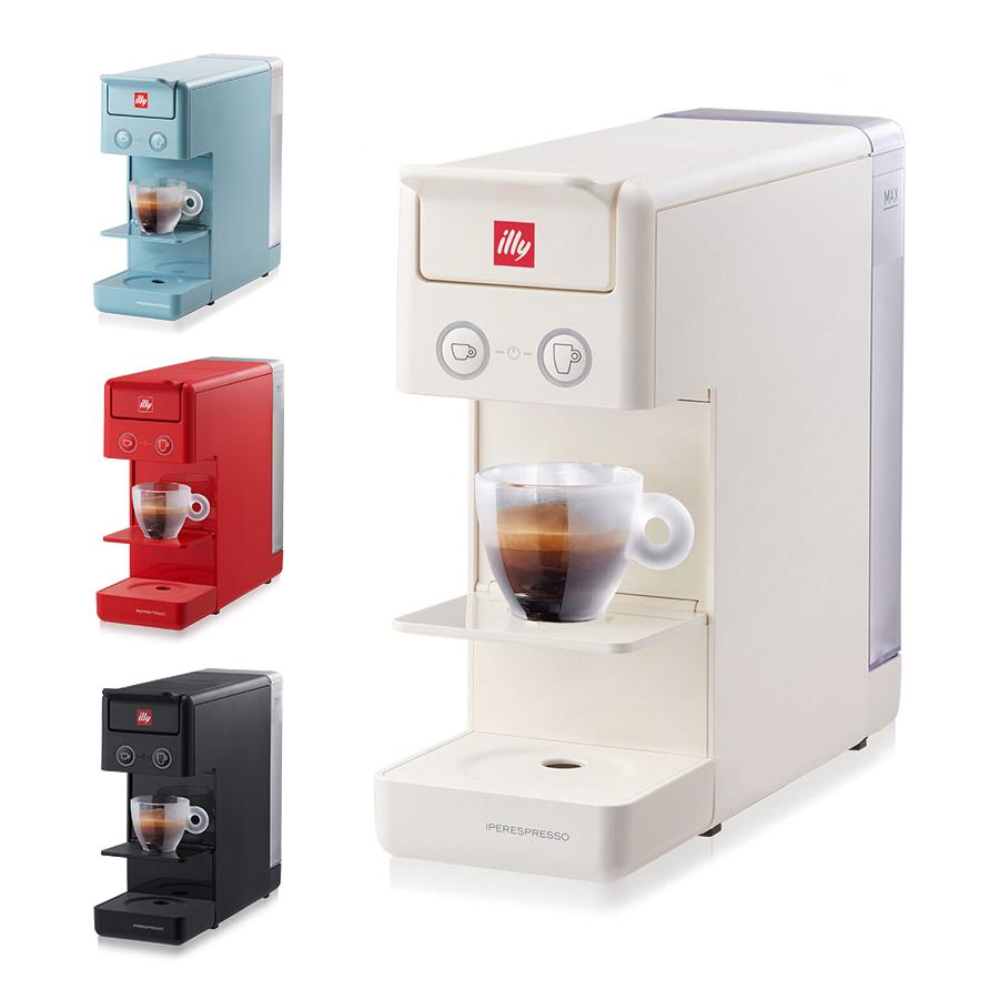 일리 Y3.2 & Y3.3 커피머신 독일무료직배송 관부가세포함, 3.3 레드 ⓘCWK04561RDⓟ
