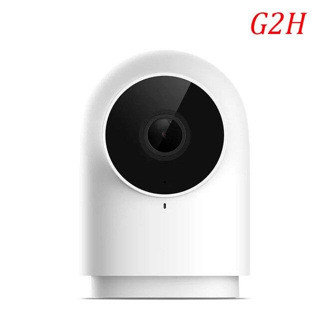 원래 Aqara G2H 카메라 1080P HD 나이트 비전 모바일 애플 HomeKit APP 모니터링 G2 H Zigbee 스마트 홈 보, 03 white