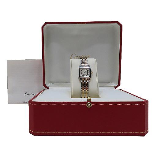 까르띠에 [고이비토] W25066Z6 여성시계 시계