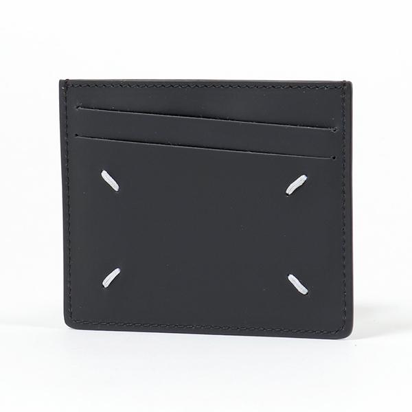 메종 마르지엘라 20SS 시그니처스티치 카드지갑 블랙