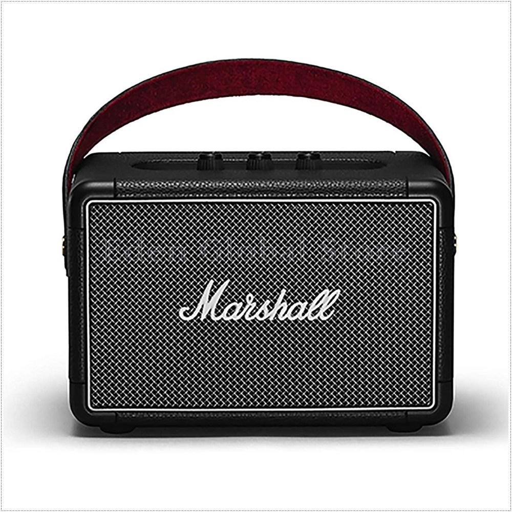Marshall 마샬 킬번2 포터블 블루투스 스피커 검정색, Black, 1002634