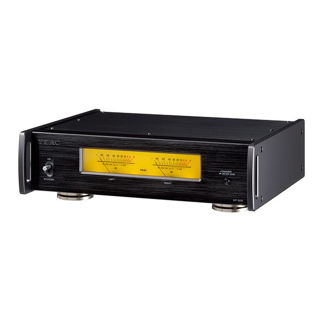 Teac 티악 AP-505 (TEAC AP-505) 파워앰프, 티악 AP-505 파워앰프(블랙)