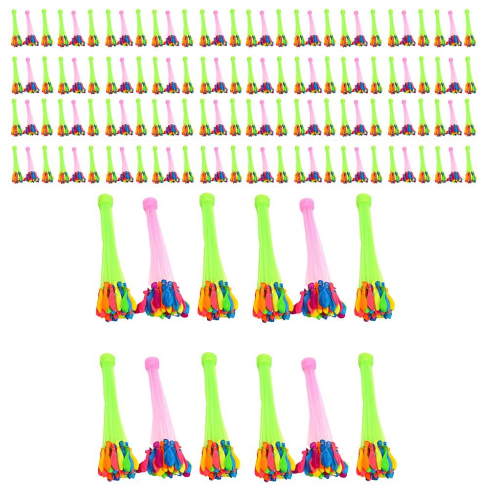 매직벌룬 자동 물풍선 제조기 37p, 12세트, 혼합색상 (POP 5360016238)