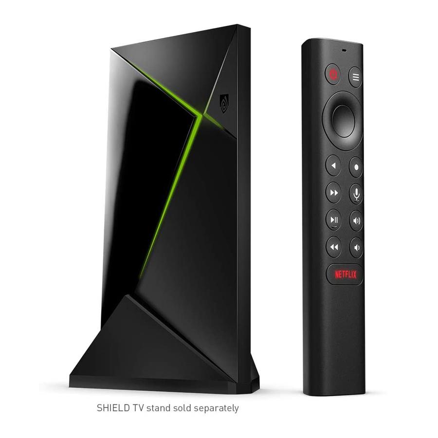 엔비디아 쉴드tv 프로 4K HDR, 단일상품