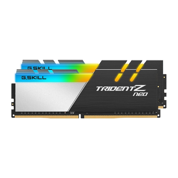 G.SKILL DDR4 64G PC4-28800 CL18 TRIDENT Z NEO (32Gx2), 단일상품