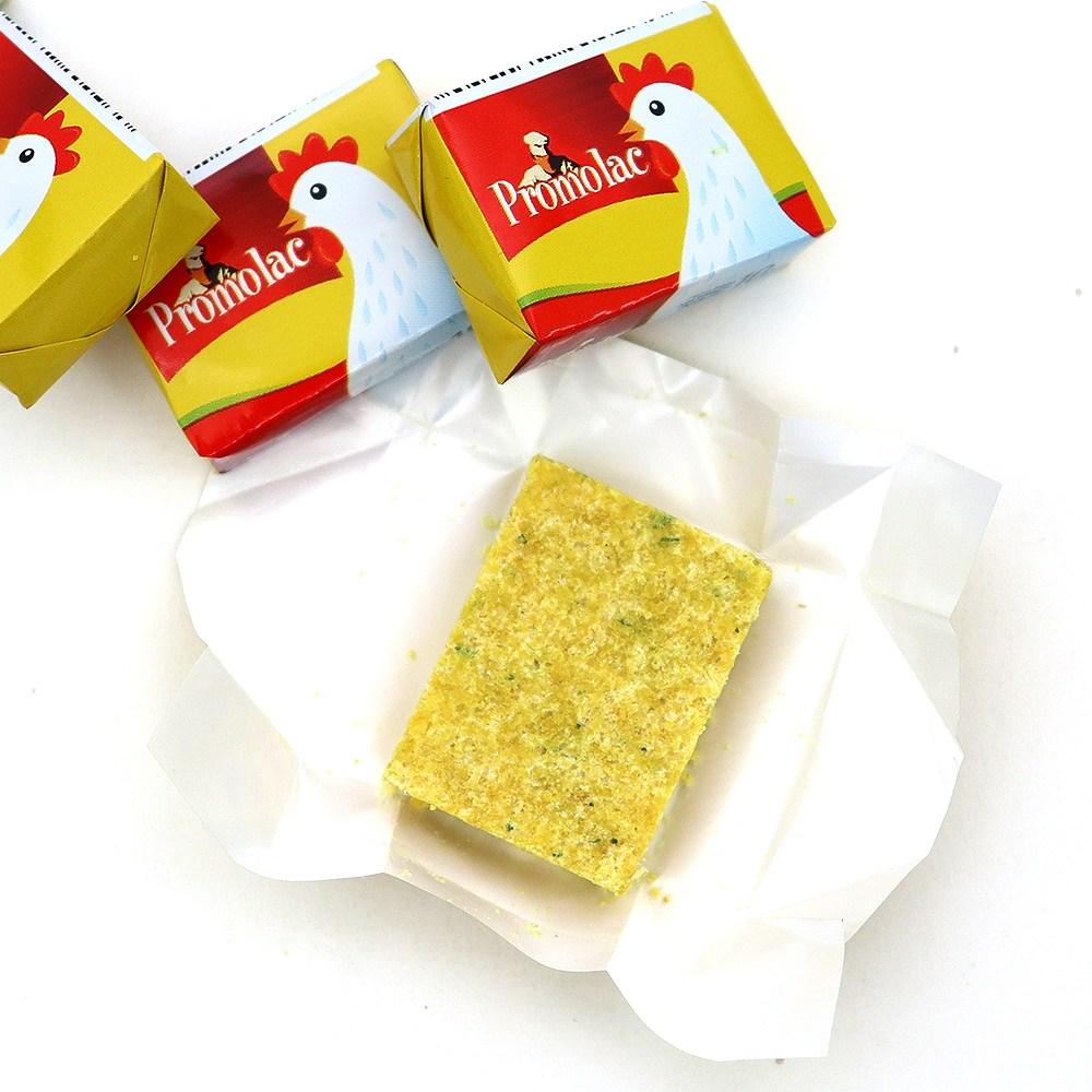 Promolac 치킨스톡 큐브 10gx100개입+개봉일스티커 포함, 1개, 1kg
