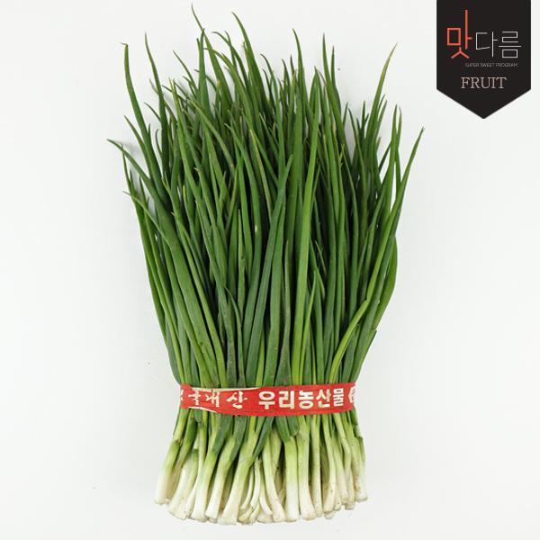 [맛다름] 깐쪽파(큰단) 1단