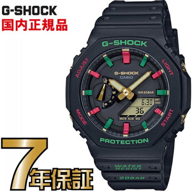 G-SHOCK G충격 아날로그 GA-2100TH-1AJF카본 코어 가드 구조 CASIO손목 시계(국내 정품]남성