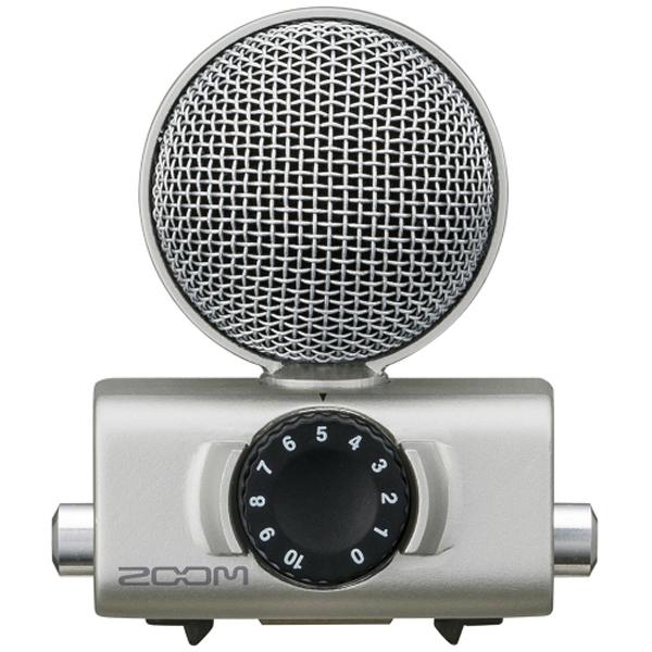ZOOM MSH-6 MS 마이크 캡슐 (H5 H6 Q8 F1 F4 F8 U-44 옵션), ZOOM MSH-6 마이크