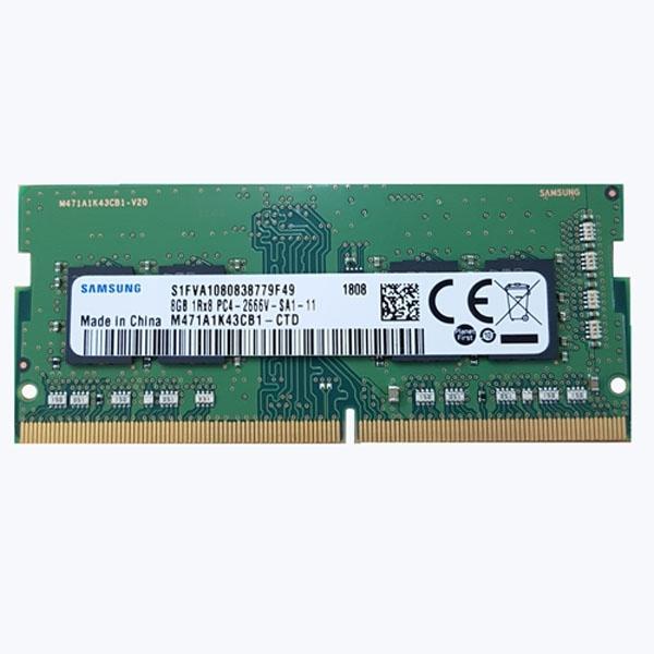삼성전자 노트북 DDR4 8G PC4-21300, 단일상품