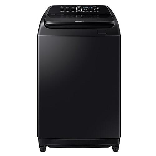삼성전자 WA16T6390TV 워블 전자동세탁기 16kg 블랙 케비어 4중진동저감, 세탁기/세탁기