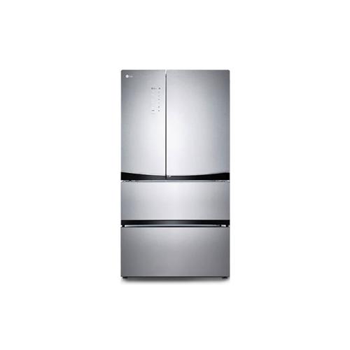 LG 스탠드형 김치냉장고 565L (실버) 핸드블랜더 증정 K570TS34E