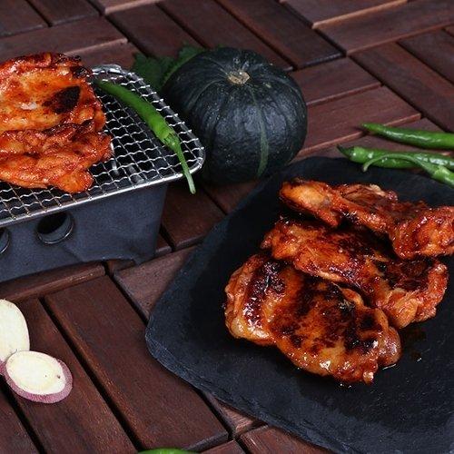 기타 춘천꼬꼬닭갈비 춘천숯불 닭갈비, 1kg, 단일상품