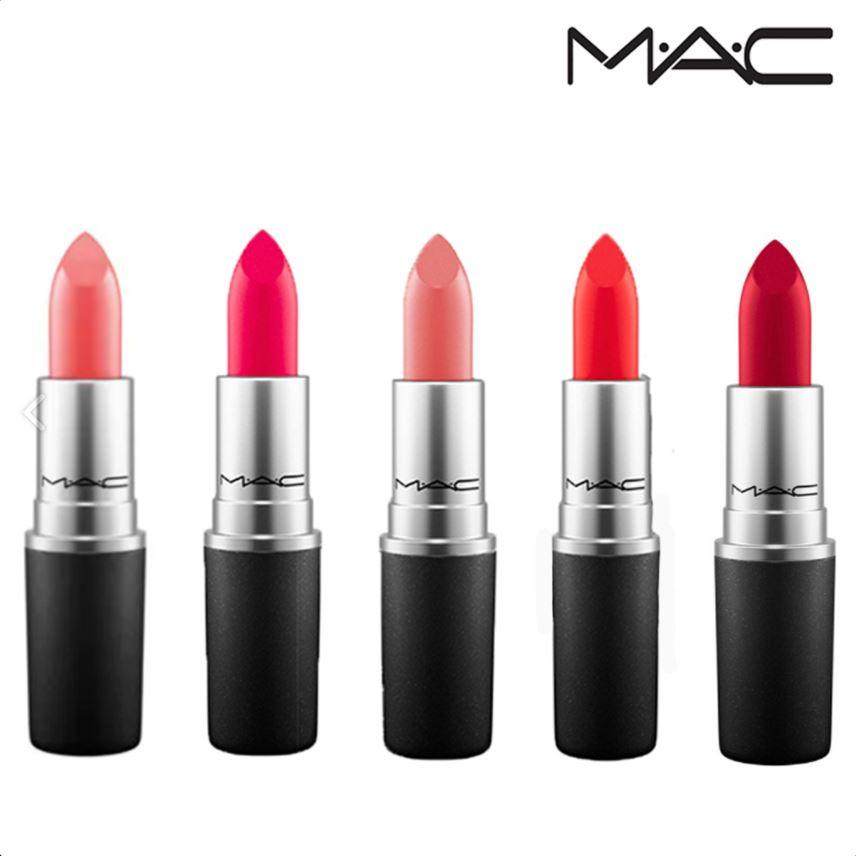 맥 립스틱 MAC 3g 100%정품 정품아닐시 200% 보상, 1개, 레이디 데인저