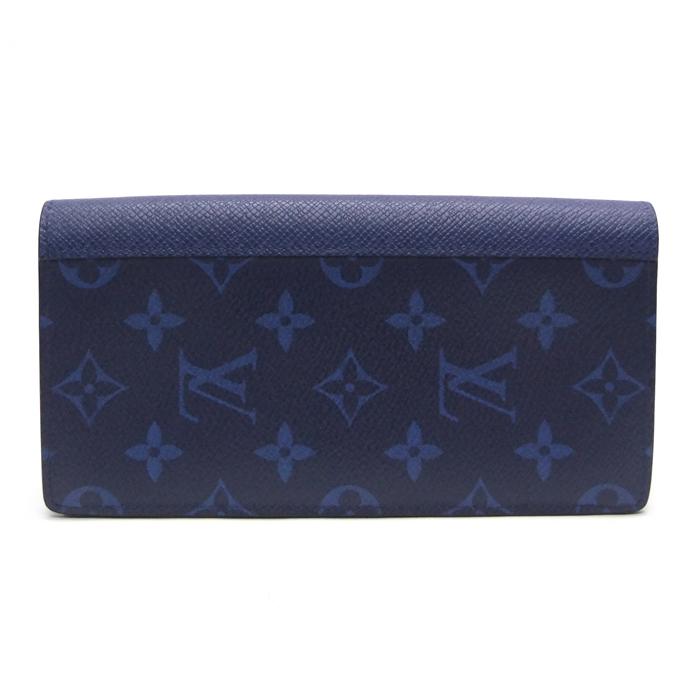 [뉴욕명품] 루이비통 지갑 M30297 모노그램 코발트 브라짜 월릿 장지갑