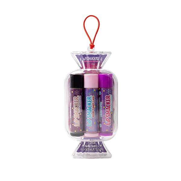 Limited Edition Holiday 2019 Lip Smacker Original & Best Candy Confectionery Lip Balm, 단일상품, 단일상품