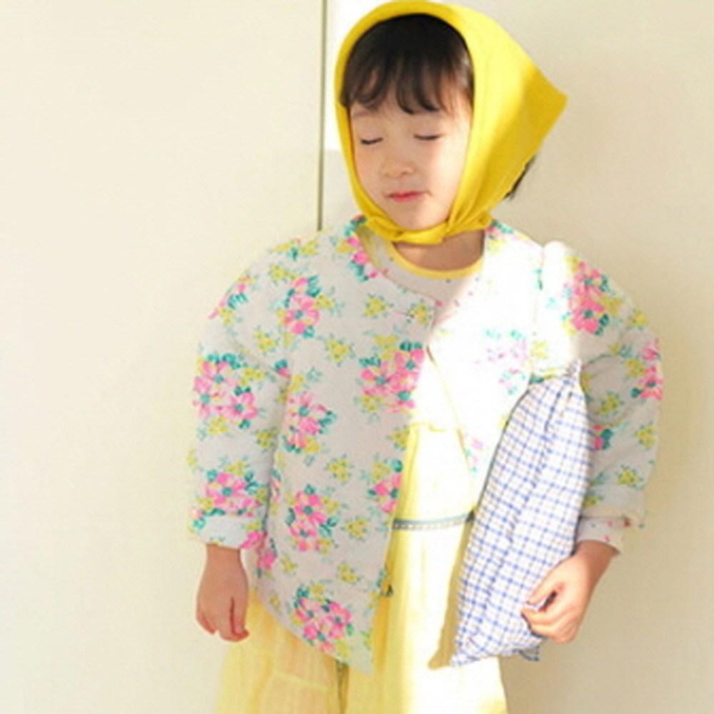 엠버아동복 에리카 퀼팅 자켓