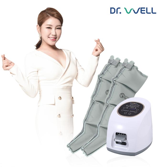 닥터웰 에어웨이브공기압 마사지기 DR-5180 (본체+다리커프), 에어웨이브공기압 마사지기 DR-5180(본체+다리커프)