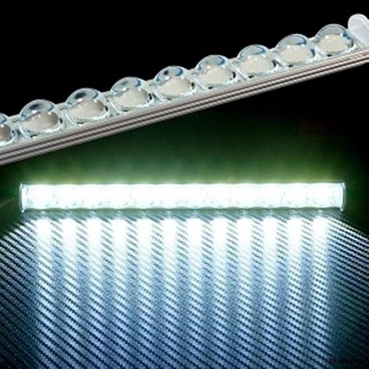 개미상회SS LIGHT 12V용 24V용 확산형 볼록렌즈12구 18구 (1개가격), 24V/블루LED