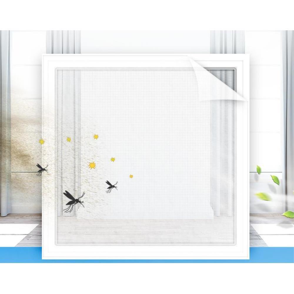황사 미세먼지 차단 방진 창문필터 1.5M 초미세방충망 환기필터, 1개