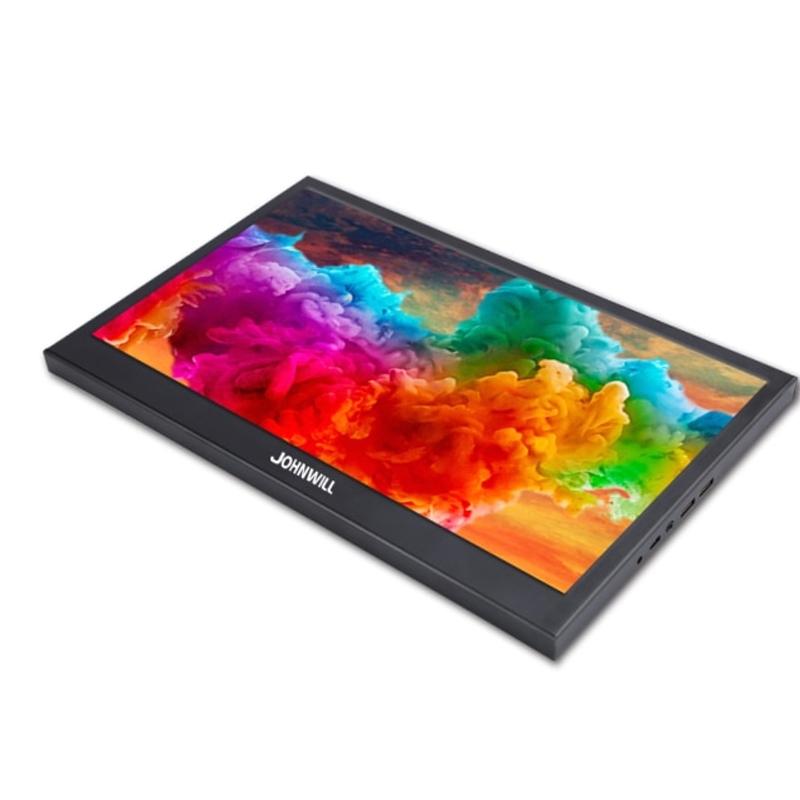 라미무역 해외배송 10.1 인치 2K IPS HD LCD 터치 스크린 휴대용 모니터 PC 미니 HDMI 11.6 1080p USB 디스플레이 라즈베리 파이 PC Windows, 협력사 (POP 5691694863)