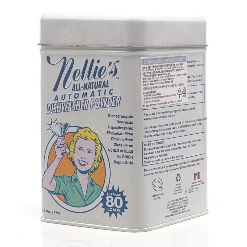 넬리 자동식기세척기 전용세제 1kg 1개 넬리 식기세척기 식기세척기세제 SN:F + Du02, 본상품선택