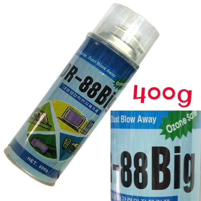 DR-88 대용량 강력 먼지제거제 (400g), 해당없음