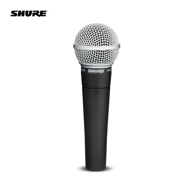 SHURE SM58K-LC 핸드형 다이나믹마이크 보컬 찬양용