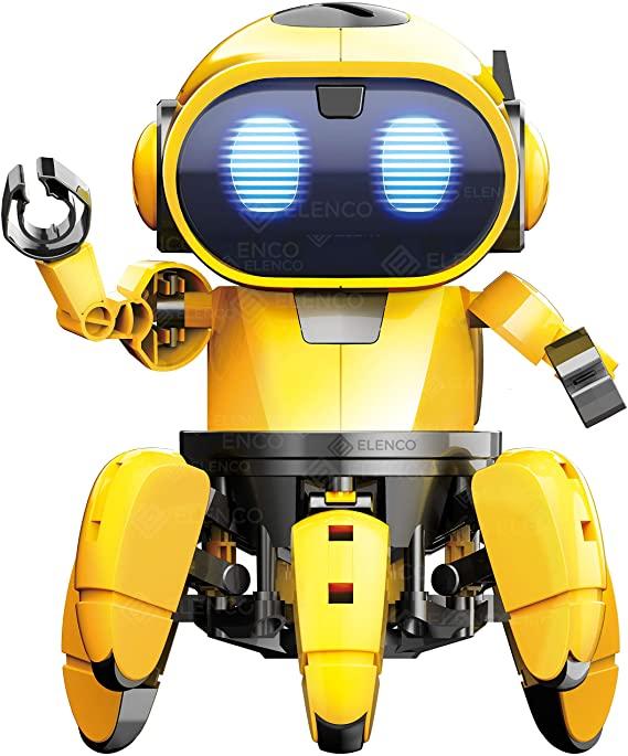 엘렌코 티치 러닝 테크 인터렉티브 AI 인공지능 센서 로봇