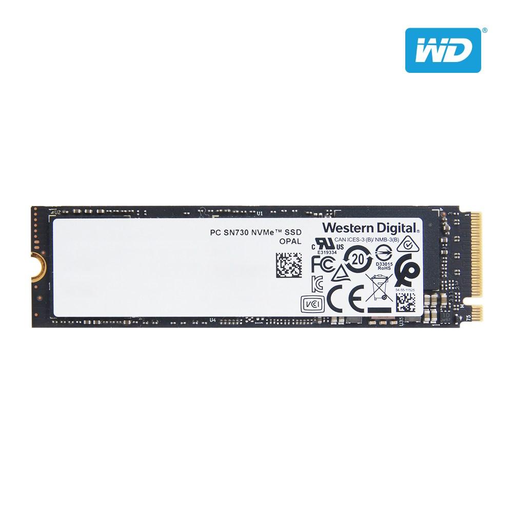 웨스턴디지털 SN730 NVMe M.2 SSD 2280 PM981a 동급, 256GB, WD SN730 NVMe M.2