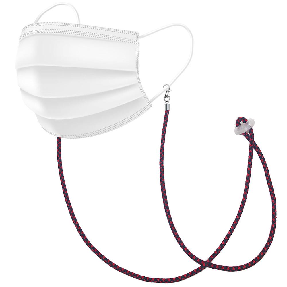 쵸미앤세븐 마스크 스트랩 분실방지 목걸이 끈조절기 고리