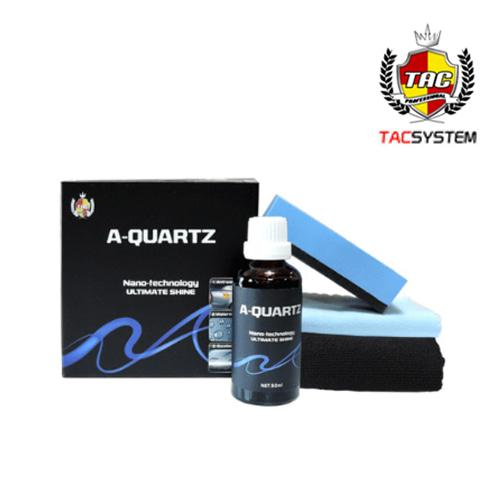 TAC시스템 A-QUARTZ 에이쿼츠 유리막코팅제 50ml