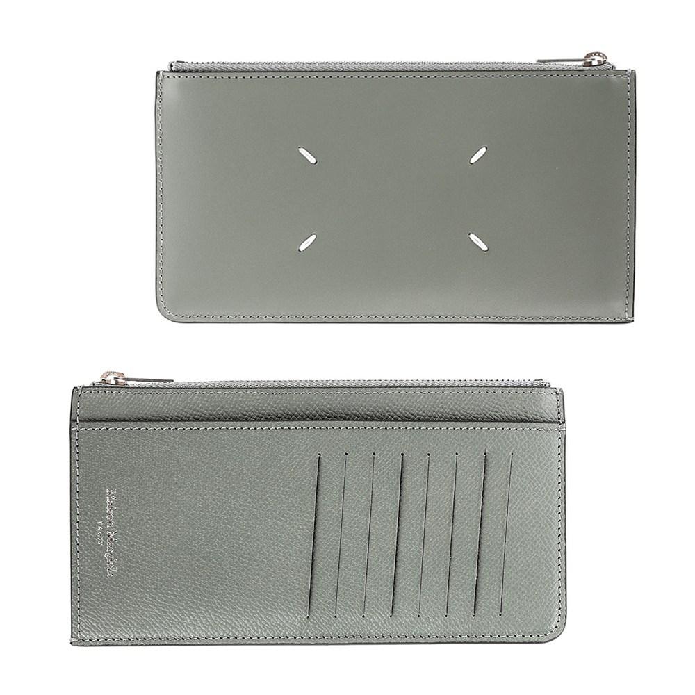 마틴마르지엘라 S55UI0206 P0399 T8075 남녀공용 지퍼 카드지갑 20FW