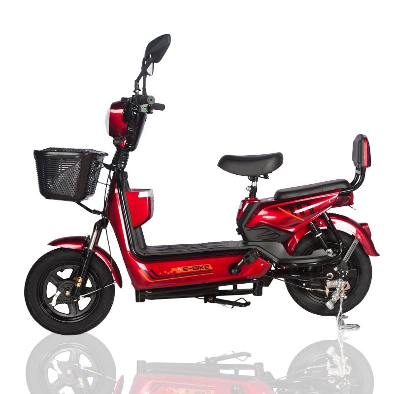 전기자전거 새로운 국가 표준 Yadi 자동차 성인 자전거 작은 페달 배터리 자동차 남녀 스쿠터 같은 모델 접이식 전기자전거, 48V (POP 5428818060)