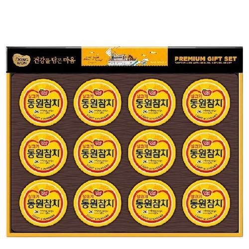 동원참치 동원선물세트 친호, 1개, 상세설명참조