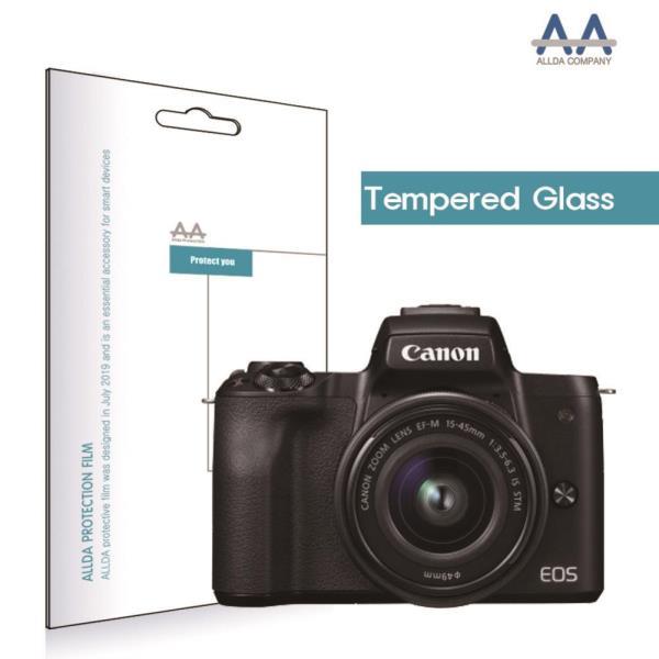 allda ALLDA 캐논 EOS M50 전용 강화글라스 9H to416 Glass, 본 상품 선택