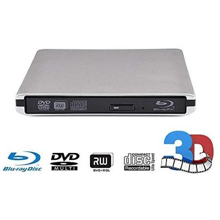 외장 CD DVD 블루레이 드라이브 USB 3.0 이동용 CD BurnerPlayerWriterSuper 드라이브 CDDVD-rom CDDVD-rw, 상세 설명 참조0