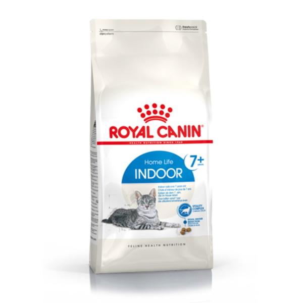 [바보사랑]로얄캐닌 고양이사료 인도어 7세이상 3.5kg, 1개