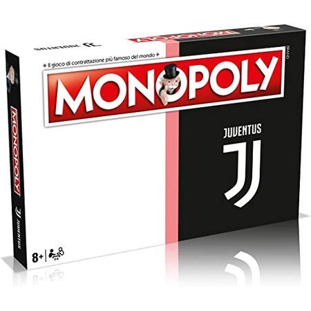Winning Moves Monopoly Juventus Refresh 2020 Board Game Italian Version : Amazon.co.uk : Toys Game, 원 컬러