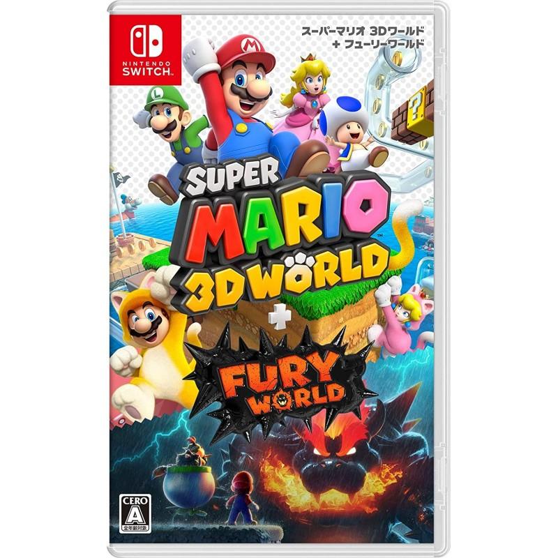 슈퍼 마리오 3D월드+퓨리 월드-Switch게임, 1