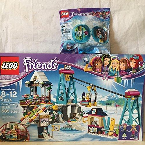 레고 프렌즈설Resort Ski Lift  Lego Friends Emma skipod 본품선택