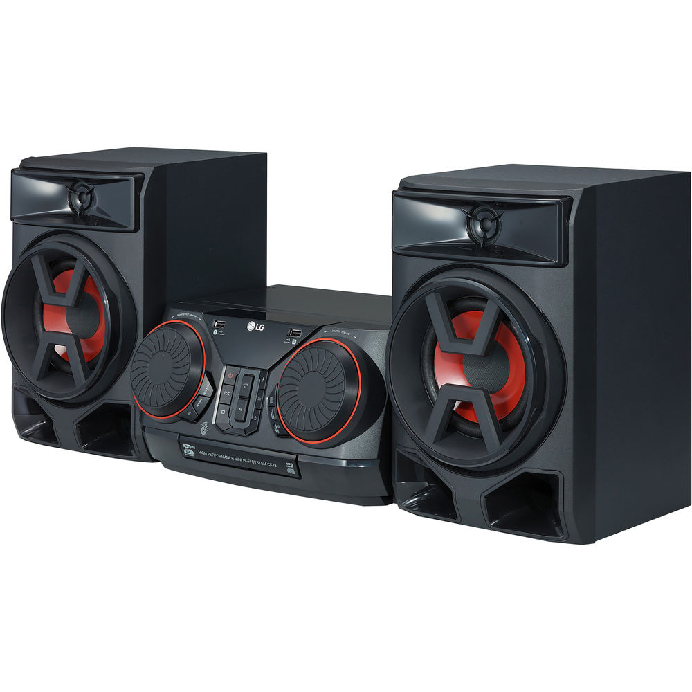 LG CK43 300W Bluetooth Music System116621