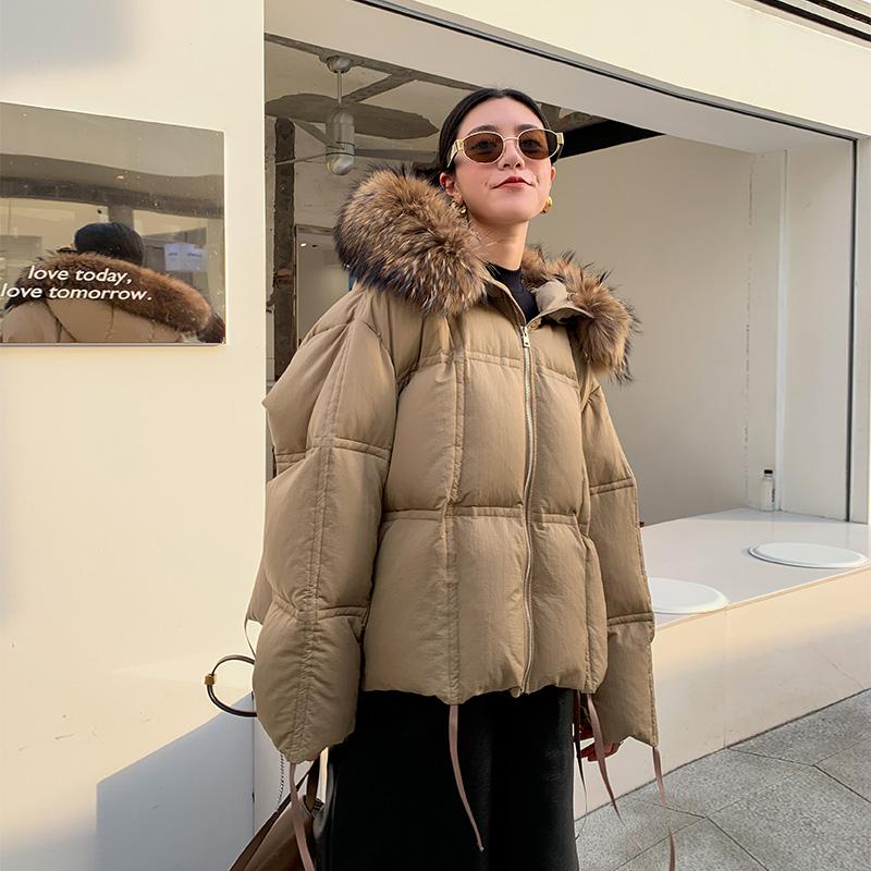 숏패딩 구스 역시즌 세일다운 재킷 여성 겨울 패션 핫 빵 패딩 점퍼 코트
