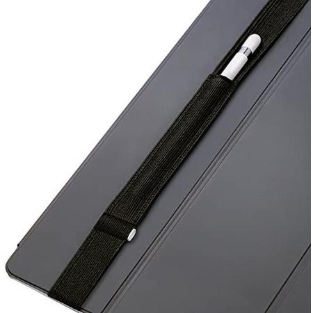 애플펜슬 1세대 2세대 케이스 홀더 슬링 T233 아이패드 프로 9.7 10.5 11인치 Stylus Sling Pencil Holder, One Color