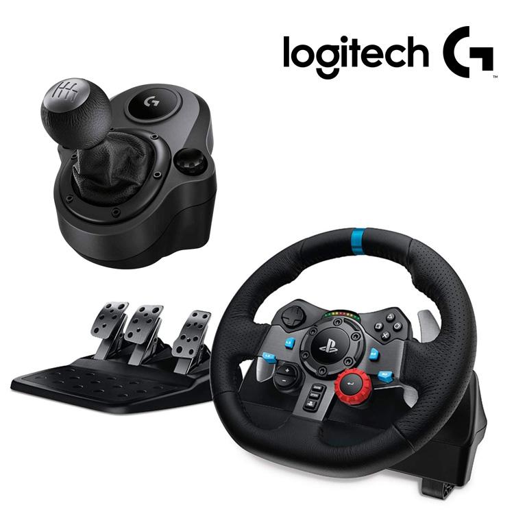 로지텍G G29 레이싱휠+드라이빙 쉬프터 SET (PS4 PS3 PC 로지텍코리아 정품 2년AS), 1세트