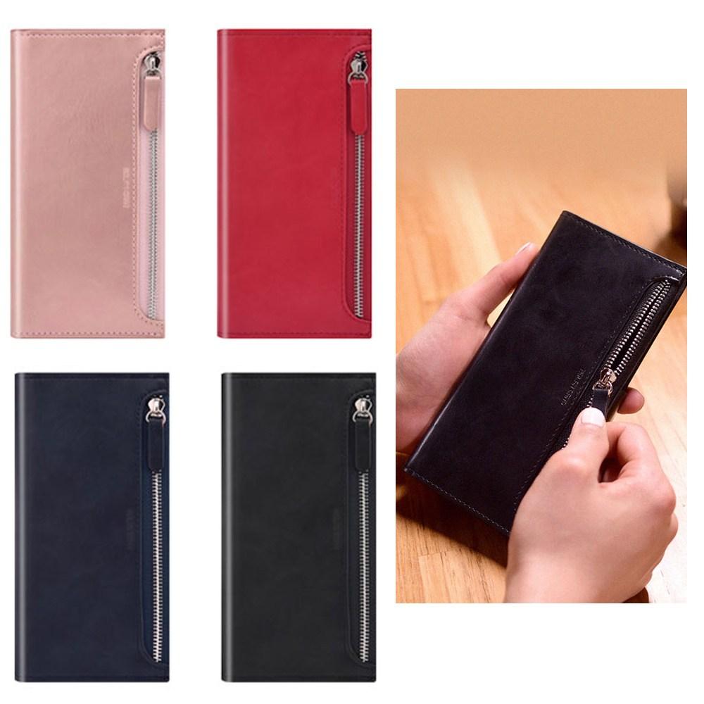 LGQ61 케이스 LG Q61 에디터 심플 지갑형 다이어리 휴대폰 LM-Q630