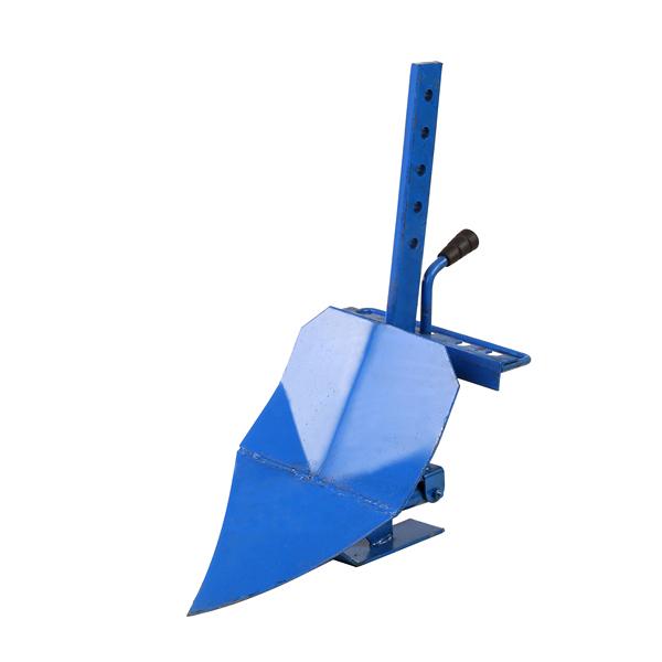 농업 도랑 경작 쟁기 미니 관리기 잡초제거 농기구, 라이트 플립 쟁기 (POP 1895150141)