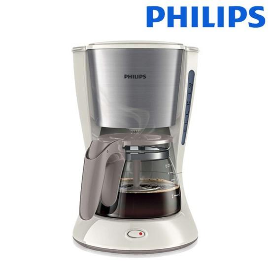 필립스 데일리 영구필터 커피메이커 HD7436 화이트 누수방지, 없음