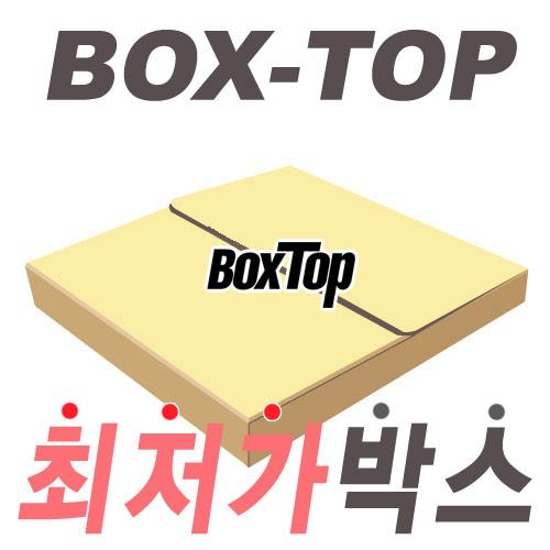 박스탑 택배박스 포장박스 소량구매, sD400호-D형B골400x300x40-27장 1묶음