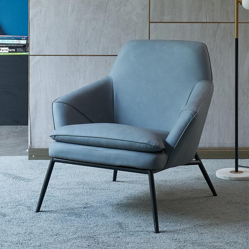 체어 독서 안락 에그 벤스 의자 1인용 윙 라운지, 회색